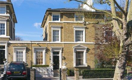 Warwick Avenue, London,
